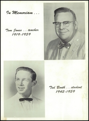 Page 9, 1960 Edition, Cocoa High School - Sandscript Yearbook (Rockledge, FL) online yearbook collection