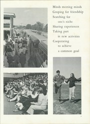 Page 9, 1970 Edition, Cocoa High School - Sandscript Yearbook (Rockledge, FL) online yearbook collection