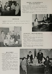 Page 16, 1945 Edition, Andrew Jackson High School - Oracle Yearbook (Jacksonville, FL) online yearbook collection