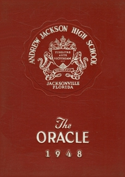 Andrew Jackson High School - Oracle Yearbook (Jacksonville, FL) online yearbook collection, 1948 Edition, Page 1
