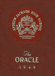 Andrew Jackson High School - Oracle Yearbook (Jacksonville, FL) online yearbook collection, 1949 Edition, Page 1