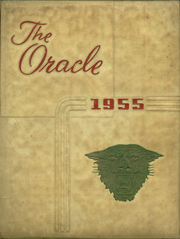 Andrew Jackson High School - Oracle Yearbook (Jacksonville, FL) online yearbook collection, 1955 Edition, Page 1