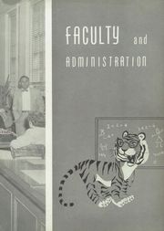Page 15, 1957 Edition, Andrew Jackson High School - Oracle Yearbook (Jacksonville, FL) online yearbook collection