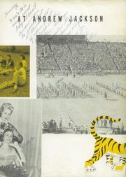 Page 7, 1957 Edition, Andrew Jackson High School - Oracle Yearbook (Jacksonville, FL) online yearbook collection