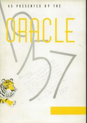 Page 8, 1957 Edition, Andrew Jackson High School - Oracle Yearbook (Jacksonville, FL) online yearbook collection
