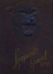 Page 1, 1946 Edition, Hernando High School - Leopards Growl Yearbook (Hernando, FL) online yearbook collection