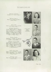 Page 13, 1946 Edition, Hernando High School - Leopards Growl Yearbook (Hernando, FL) online yearbook collection