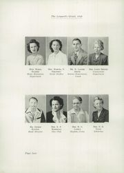 Page 8, 1946 Edition, Hernando High School - Leopards Growl Yearbook (Hernando, FL) online yearbook collection