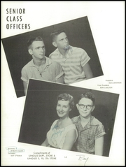 Page 16, 1956 Edition, Hernando High School - Leopards Growl Yearbook (Hernando, FL) online yearbook collection