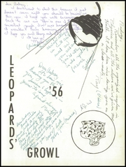 Page 5, 1956 Edition, Hernando High School - Leopards Growl Yearbook (Hernando, FL) online yearbook collection