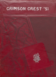 1951 Edition, Crestview High School - Crimson Crest Yearbook (Crestview, FL)