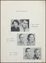 Page 12, 1953 Edition, Crestview High School - Crimson Crest Yearbook (Crestview, FL) online yearbook collection