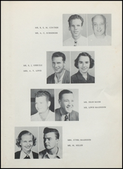 Page 13, 1953 Edition, Crestview High School - Crimson Crest Yearbook (Crestview, FL) online yearbook collection