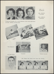 Page 14, 1953 Edition, Crestview High School - Crimson Crest Yearbook (Crestview, FL) online yearbook collection
