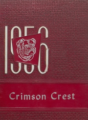 1956 Edition, Crestview High School - Crimson Crest Yearbook (Crestview, FL)