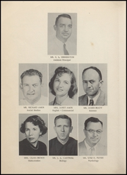 Page 12, 1956 Edition, Crestview High School - Crimson Crest Yearbook (Crestview, FL) online yearbook collection