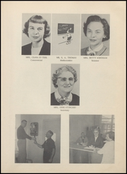 Page 15, 1956 Edition, Crestview High School - Crimson Crest Yearbook (Crestview, FL) online yearbook collection