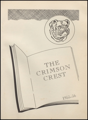 Page 5, 1956 Edition, Crestview High School - Crimson Crest Yearbook (Crestview, FL) online yearbook collection