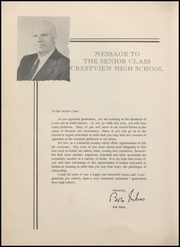 Page 8, 1956 Edition, Crestview High School - Crimson Crest Yearbook (Crestview, FL) online yearbook collection