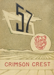 Page 1, 1957 Edition, Crestview High School - Crimson Crest Yearbook (Crestview, FL) online yearbook collection