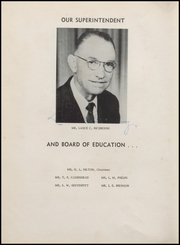 Page 8, 1957 Edition, Crestview High School - Crimson Crest Yearbook (Crestview, FL) online yearbook collection