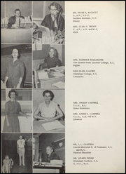 Page 10, 1959 Edition, Crestview High School - Crimson Crest Yearbook (Crestview, FL) online yearbook collection