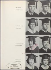Page 17, 1959 Edition, Crestview High School - Crimson Crest Yearbook (Crestview, FL) online yearbook collection