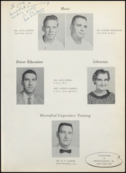 Page 15, 1960 Edition, Crestview High School - Crimson Crest Yearbook (Crestview, FL) online yearbook collection
