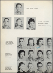 Page 38, 1960 Edition, Crestview High School - Crimson Crest Yearbook (Crestview, FL) online yearbook collection