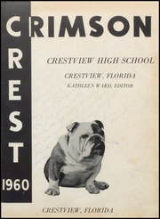 Page 5, 1960 Edition, Crestview High School - Crimson Crest Yearbook (Crestview, FL) online yearbook collection
