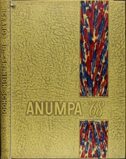 1968 Edition, Rickards High School - Anumpa Yearbook (Tallahassee, FL)