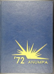 1972 Edition, Rickards High School - Anumpa Yearbook (Tallahassee, FL)