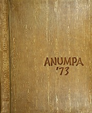 1973 Edition, Rickards High School - Anumpa Yearbook (Tallahassee, FL)