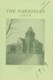 Page 5, 1919 Edition, Parsons High School - Norseman Yearbook (Parsons, KS) online yearbook collection