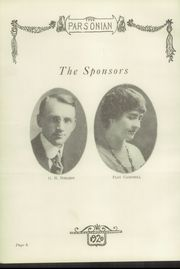 Page 10, 1920 Edition, Parsons High School - Norseman Yearbook (Parsons, KS) online yearbook collection
