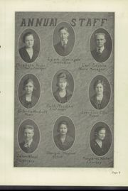 Page 13, 1920 Edition, Parsons High School - Norseman Yearbook (Parsons, KS) online yearbook collection