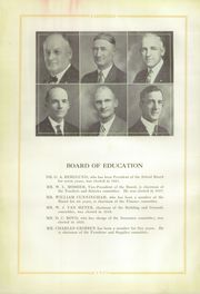 Page 12, 1929 Edition, Parsons High School - Norseman Yearbook (Parsons, KS) online yearbook collection