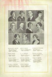 Page 16, 1929 Edition, Parsons High School - Norseman Yearbook (Parsons, KS) online yearbook collection
