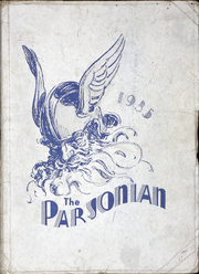 Page 1, 1935 Edition, Parsons High School - Norseman Yearbook (Parsons, KS) online yearbook collection