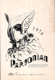 Page 5, 1935 Edition, Parsons High School - Norseman Yearbook (Parsons, KS) online yearbook collection