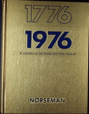 1976 Edition, Parsons High School - Norseman Yearbook (Parsons, KS)