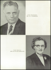 Page 13, 1958 Edition, Hardee High School - Wildcats Echo Yearbook (Wauchula, FL) online yearbook collection
