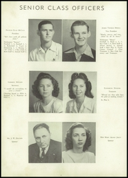 Page 12, 1947 Edition, Desoto County High School - Cornucopia Yearbook (Arcadia, FL) online yearbook collection