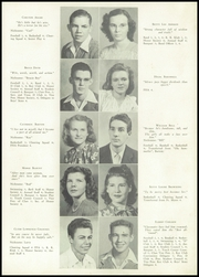 Page 13, 1947 Edition, Desoto County High School - Cornucopia Yearbook (Arcadia, FL) online yearbook collection