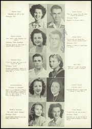 Page 14, 1947 Edition, Desoto County High School - Cornucopia Yearbook (Arcadia, FL) online yearbook collection