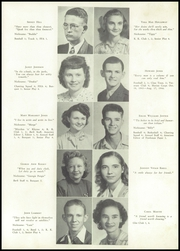 Page 15, 1947 Edition, Desoto County High School - Cornucopia Yearbook (Arcadia, FL) online yearbook collection