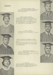 Page 10, 1957 Edition, Mulberry High School - Mulberry Tree Yearbook (Mulberry, FL) online yearbook collection