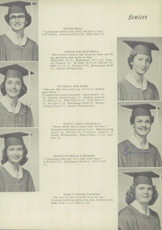 Page 11, 1957 Edition, Mulberry High School - Mulberry Tree Yearbook (Mulberry, FL) online yearbook collection