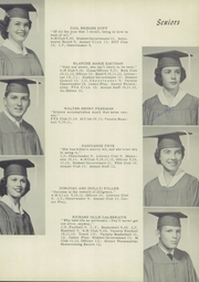 Page 13, 1957 Edition, Mulberry High School - Mulberry Tree Yearbook (Mulberry, FL) online yearbook collection