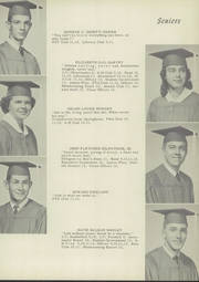Page 15, 1957 Edition, Mulberry High School - Mulberry Tree Yearbook (Mulberry, FL) online yearbook collection